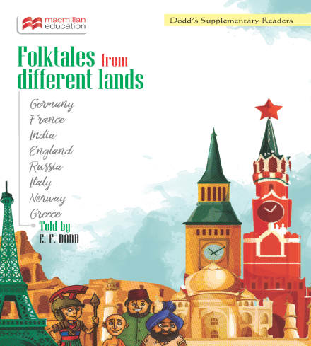 eBook - Folk-Tales from Different Lands