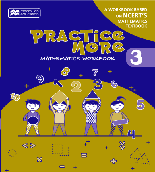 eBook - Practice More Mathematics Workbook 3